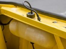 Deposito de agua para limpiadores de Safari