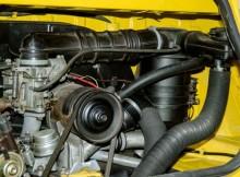 Manguera y filtro de aire para motor de Safari